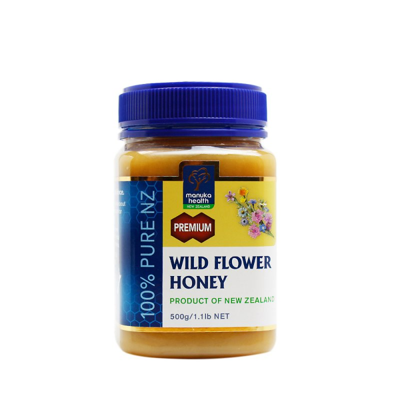 Manuka Health Wild Flower Blend Honey 500g