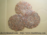 Shrimp sesame rice crackers - Banh trang me tom