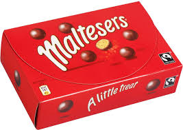 Maltesers Chocolate Bag 135gr