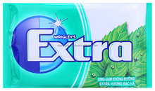 EXTRA MINT NO SUGAR CHEWING GUM BLISTER 11G