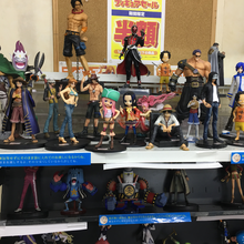 Genuine second hand One Piece figure pop and other anime characters in good condition