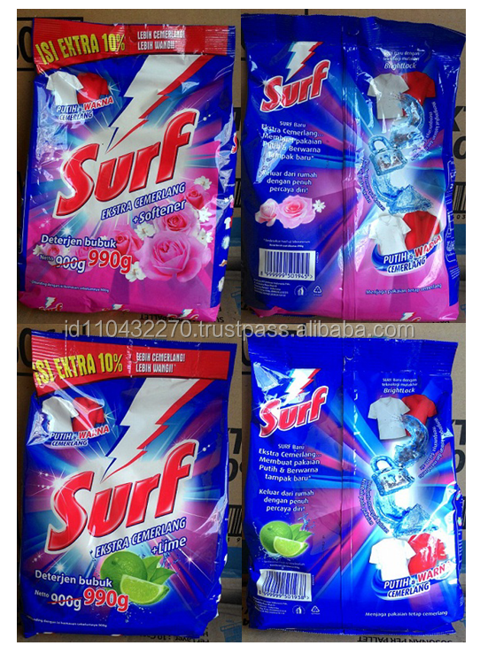 SDP0001 Surf Detergent Powder