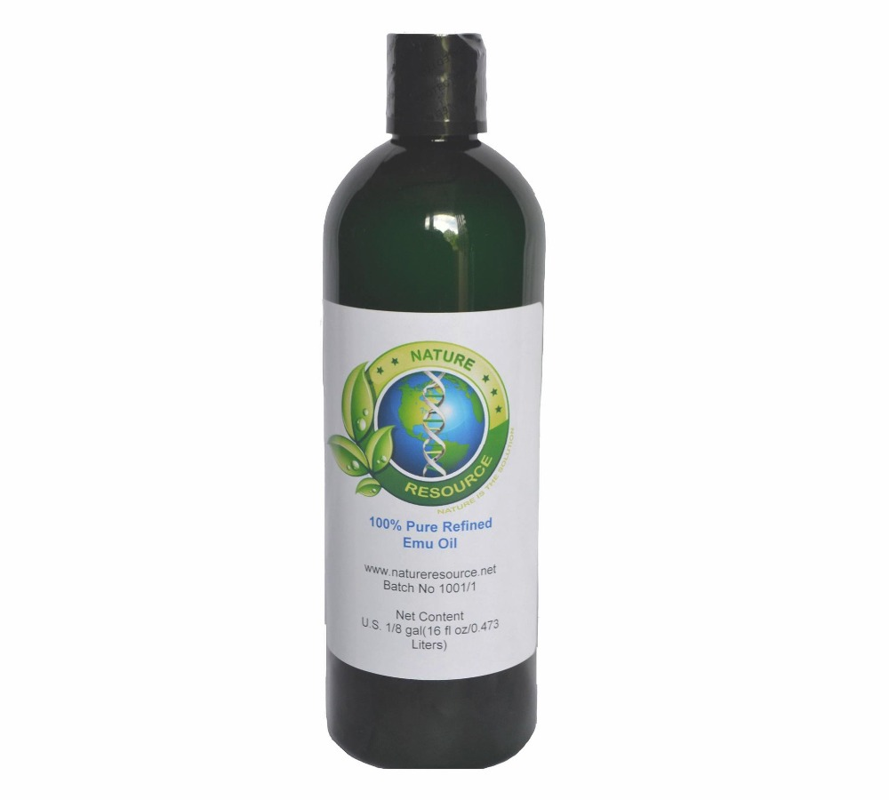 100% Pure Emu Oil 16 oz
