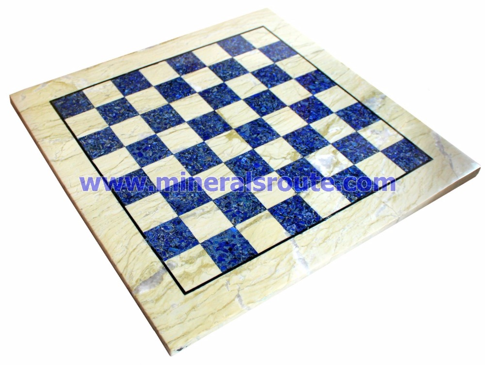 Onyx Marble Chess Boards