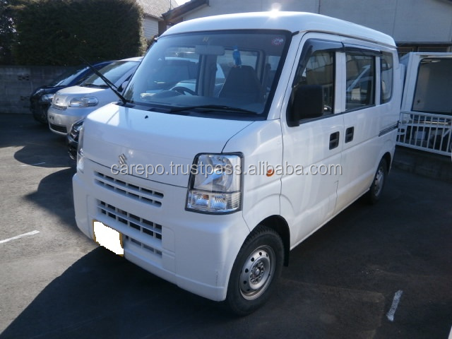 USED GASOLINE VEHICLES (HIGH QUALITY & GOOD CONDITION) FOR SUZUKI EVERY VAN EBD-DA64V 2011