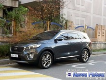 2014 KIA All New Sorento UM DIESEL 2.0 4WD Noblesse Special used car (18415210)