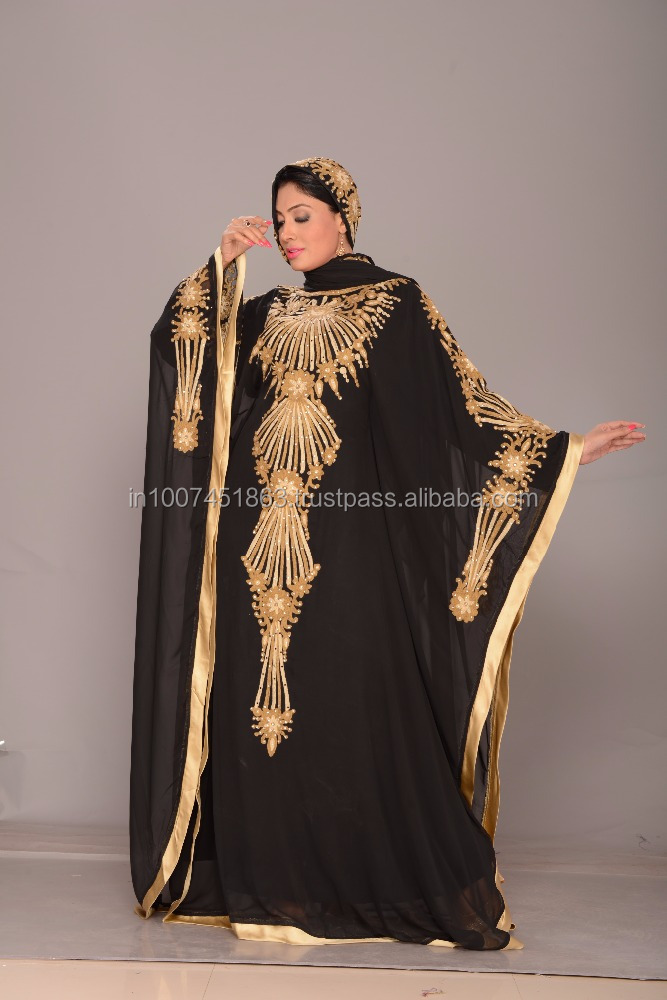 High Quality Fashion Wholesale India Kaftan