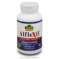 Alflexil 120 Cap. Glucosamine. Chondroitin. MSM. Collagen. Bone. Joint. Knee