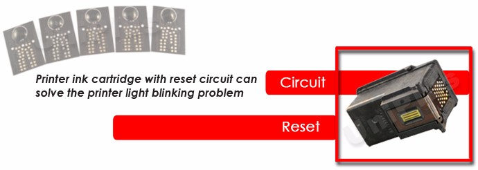 Compatible ink cartridge chip reset for Canon PG 210 CL 211 refill inkjet printer cartridge ink