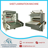 Newly Design Top Quality Sheet Lamination Machine Popular Manufacturer