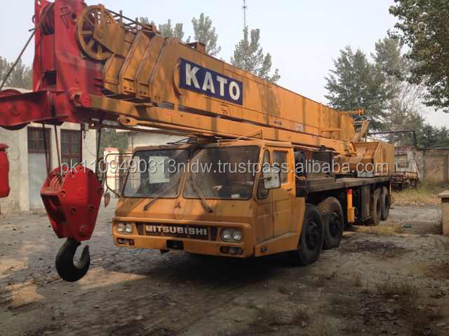 used kato crane for sale, japan used kato 40 ton /45 ton /50 ton crane for sale, kato nk500e truck cranes