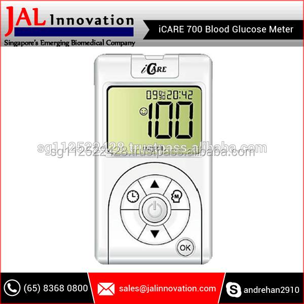 Wide Monitoring Glucose Meter from Leading Manufacturer at Best Rate