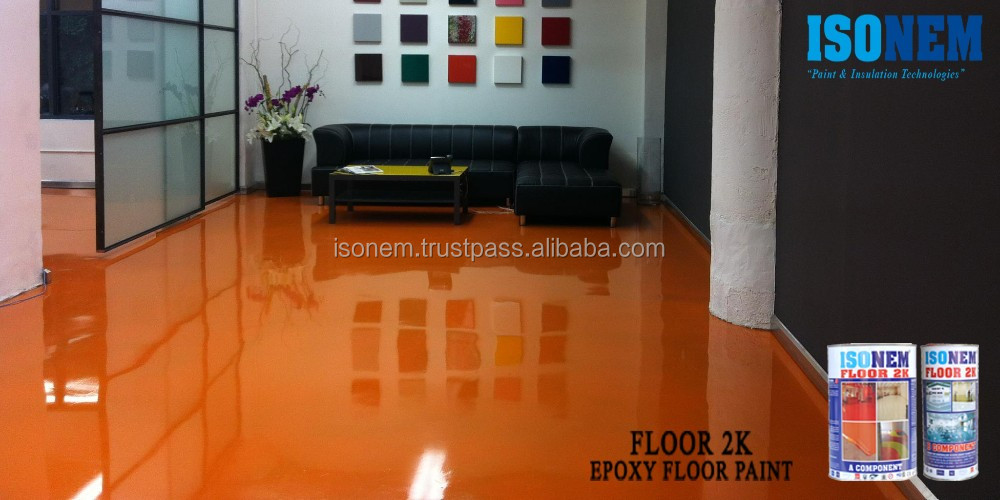 ISONEM 3D FLOOR EPOXY RESIN BASED CLEAR COAT AND COLORED FLOORING MATERIAL, MADE IN TURKEY