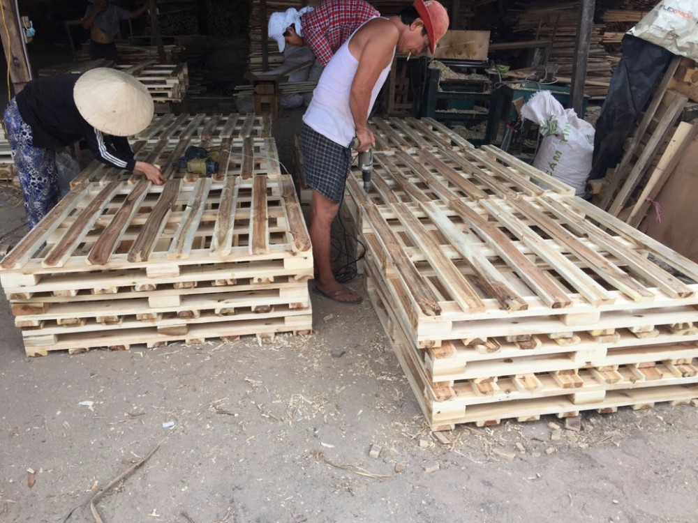 Finger Joint Board Type Acacia Timber Finger Joint Board for