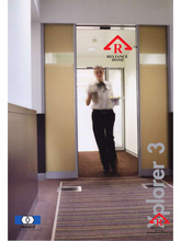 Auto Sliding Door, Sliding Glass Door, Commercial Door