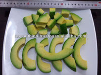 Frozen Avocado cutting, Frozen Fruit