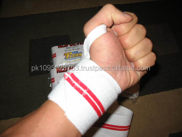 Weightlifting And Fitness Wrist Straps/ Wrist Brance Sleeve