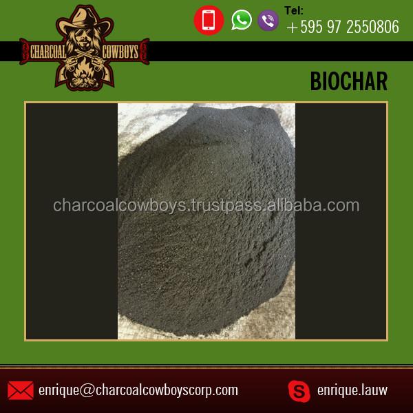 Unbelievable Price Energy Production Biochar for Electronics & Cosmetics Use