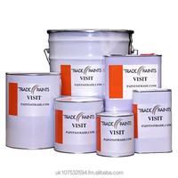 Quick Drying Zinc Phosphate Red Oxide Metal Primer Paint