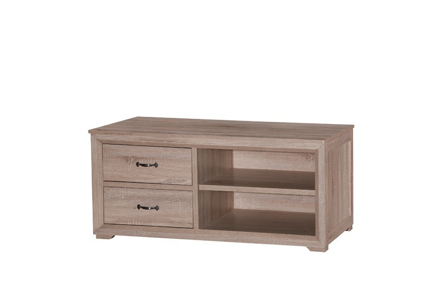 TV Cabinet with 2 drawer- DN TVC 128 023