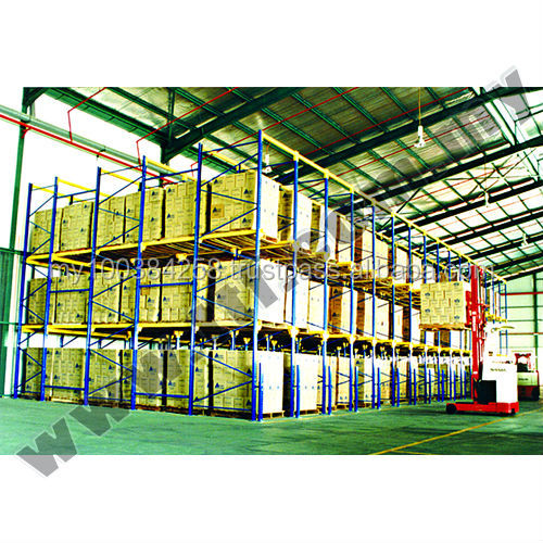 Drive In Racking System, Shelving Racks, Racking, TTF Storage Rack Shelving System Malaysia