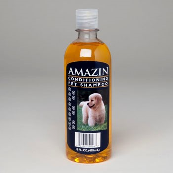 PET SHAMPOO 16OZ AMAZIN BRAND MADE IN USA REF #1267