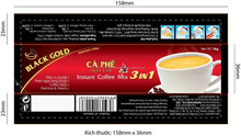 HOT Instant coffee 3 in 1