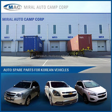 Spare parts for GM Korea - Chevrolet TRAX, ORLANDO, CAPTIVA etc