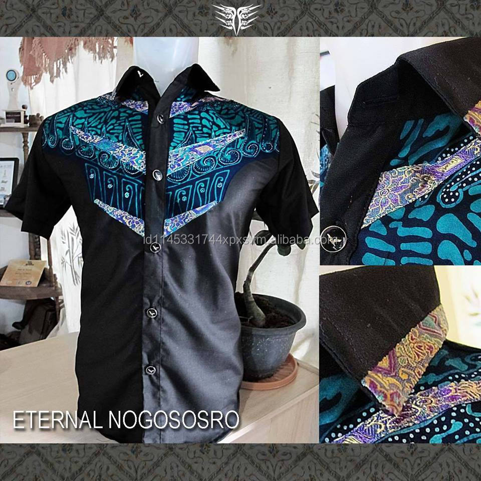 ETERNAL NOGOSOSRO Premum Batik Indonesia