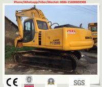 Offer used Komatsu PC220-6 Crawler Excavator /Komatsu PC220-6 PC220-7 PC220-8 heavy equipment for sale