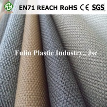 pvc synthetic leather raw materials for furniture leather for sofa