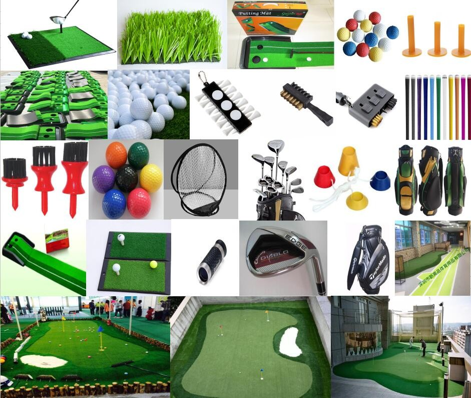 Outdoor golf range mat, golf swing mat/golf praktijk mat