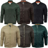 Men S Bomber Jackets Flight Jackets