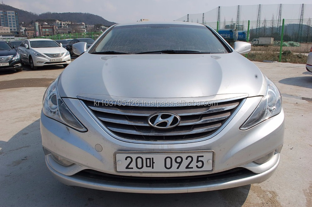 Hyundai Sonata Y20 Used Korean car
