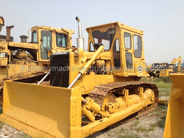 Cat Used Bulldozer D6D With Ripper to Africa /Used Caterpillar D6D Dozer /Cat D6H D6 D6G D7G