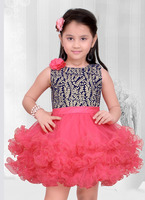 2016 latest style fashionable girl wholesale dress child wear in india - Kids girls frock design - Kids clothes kids dress kids