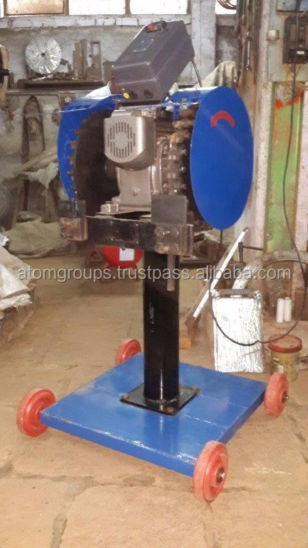 coconut dehusking machine No. VX - 4