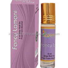 Fancy Lomani Apparel Concentrated Attar Perfume (8ml Rollon free From Alcohol)