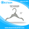 "495 - 10"" Plastic Hanger with Plastic Hook for Tops, Shirt, Blouse (Philippines)"