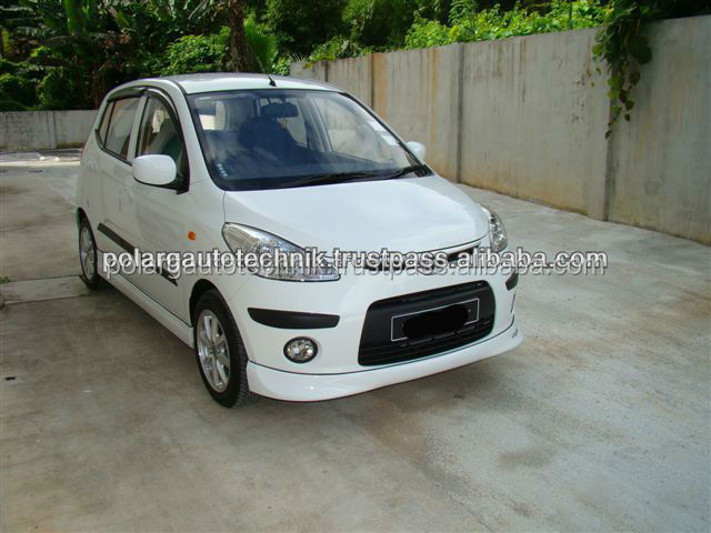 Hyundai i10 (2010) ABS car bodykit