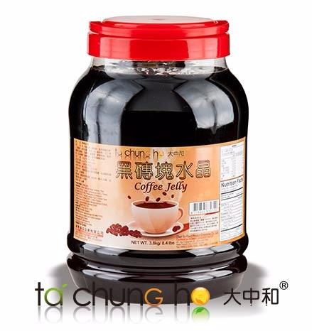 Wholesale High Quality Taiwan 3.85kg TachunGho Coffee Jelly
