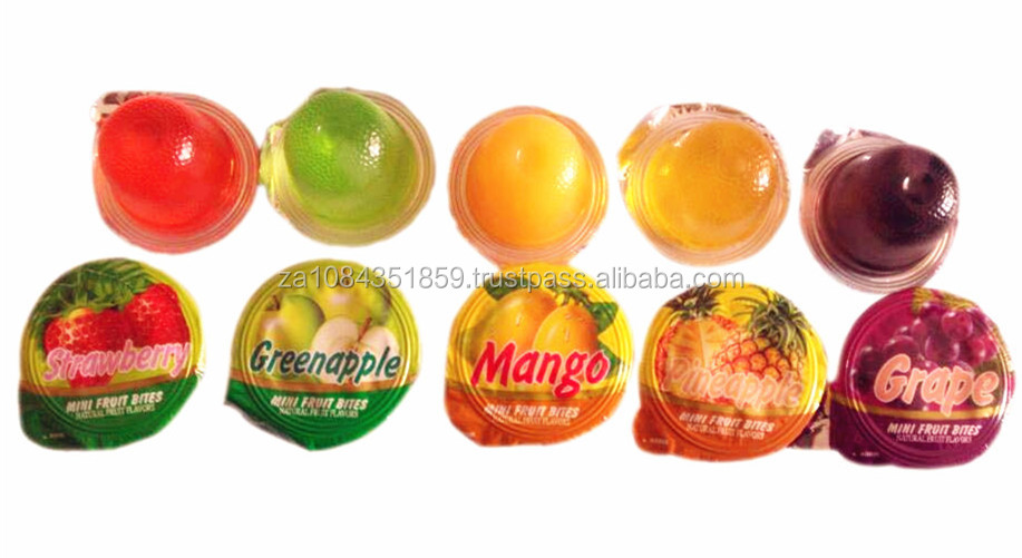 Assorted Fruit Jelly