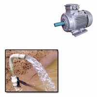 Electric Motor for water pumps