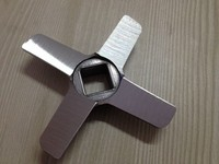 meat grinder blade,meat mincer replacement knife,meat mincer spare parts