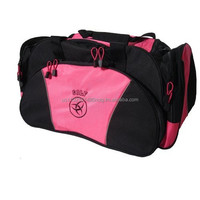 Celeritas Sports pink golf duffel