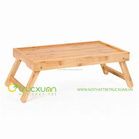 High technology best price new design bamboo tray from Vietnam