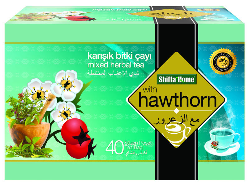 Hawthorn Tea OEM Healthy Herbal Tea