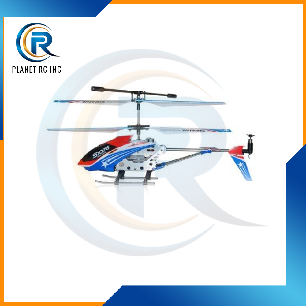 2017 camera rc helicopter 3channel metal gyro helicopter