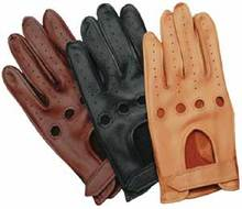 Time-limited Women Gloves Wrist Solid Palm's Genuine Leather Hand Back Suede Winter Glove For Dressing Free Shipping