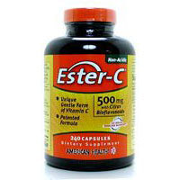 Ester-c With Citrus Bioflavonoids, 500 mg, 60 Caps by Solgar